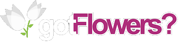 gotFlowers? Logo