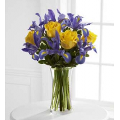 The FTD® Sunlit Treasures™ Bouquet - As Shown