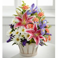 The FTD® Wondrous Nature™ Bouquet - As Shown