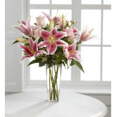 The FTD® Simple Perfection® Bouquet by BHG® - As Shown