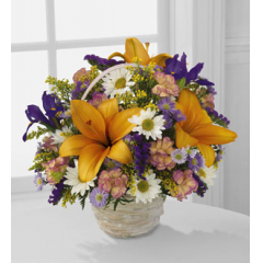 The FTD® Natural Wonders™ Bouquet - As Shown