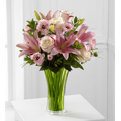 The FTD® Classic Beauty™ Bouquet - As Shown