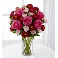 The FTD® Precious Heart™ Bouquet - As Shown