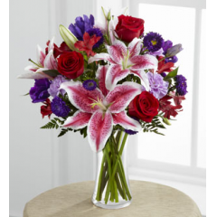 The FTD® Stunning Beauty™ Bouquet - As Shown