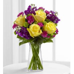 The FTD® Happy Times™ Bouquet - As Shown