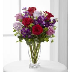 The FTD® Garden Walk™ Bouquet - As Shown