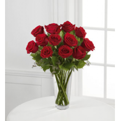 The FTD® Red Rose Bouquet - As Shown