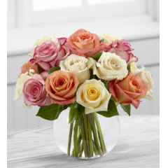 The FTD® Sundance™ Rose Bouquet - As Shown