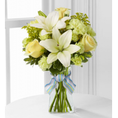 The FTD® Boy-Oh-Boy™ Bouquet - As Shown