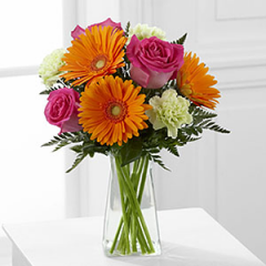 The FTD® Pure Bliss™ Bouquet - As Shown