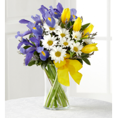 The FTD® Sunshine Style™ Bouquet by BHG® - As Shown