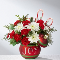 FTD® Season's Greetings™ Bouquet - As Shown