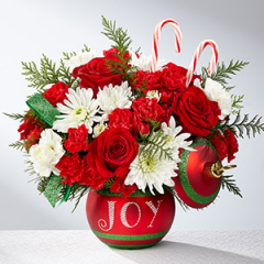 FTD® Season's Greetings™ Bouquet - Deluxe