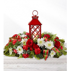 Celebrate the Season Centerpiece  - As Shown