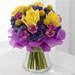 The FTD® Colors Abound™ Bouquet - Deluxe