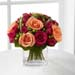 The FTD® Deep Emotions® Rose Bouquet by BHG® - Deluxe
