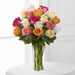 The FTD® Graceful Grandeur™ Rose Bouquet - Deluxe