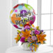 The FTD® Happy Blooms™ Basket - Deluxe