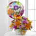 The FTD® Happy Blooms™ Basket - Premium
