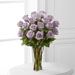 The FTD® Lavender Rose Bouquet - Deluxe