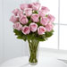 The FTD® Pink Rose Bouquet - Deluxe
