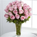 The FTD® Pink Rose Bouquet - Premium