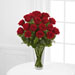 The FTD® Red Rose Bouquet - Deluxe