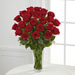 The FTD® Red Rose Bouquet - Premium
