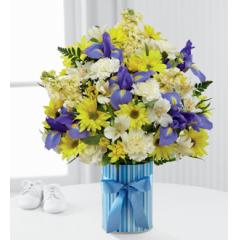 FTD Little Miracle Bouquet Boy - Best