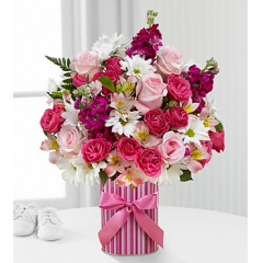 FTD Little Miracle Bouquet-Girl - Best