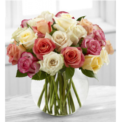 The FTD® Sundance™ Rose Bouquet  - Deluxe