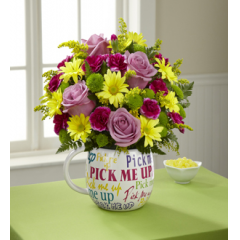 The FTD® Pick-Me-Up® Bouquet - Better