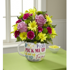 The FTD® Pick-Me-Up® Bouquet - Good