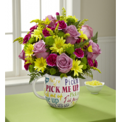 The FTD® Pick-Me-Up® Bouquet - Best