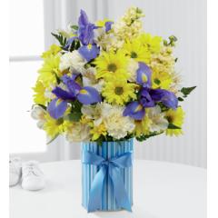 FTD Little Miracle Bouquet Boy - Better
