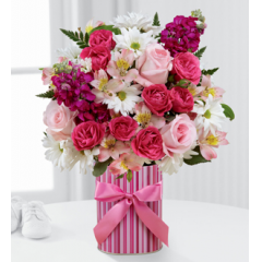 FTD Little Miracle Bouquet-Girl - Better