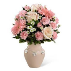 The FTD® Mother's Charm™ Bouquet - Girl - Good