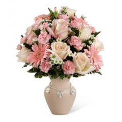 The FTD® Mother's Charm™ Bouquet - Girl - Best