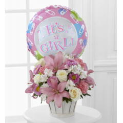 The FTD® Girls Are Great!™ Bouquet - As Shown