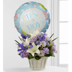 The FTD® Boys Are Best!™ Bouquet - As Shown