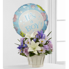 The FTD® Boys Are Best!™ Bouquet - Good