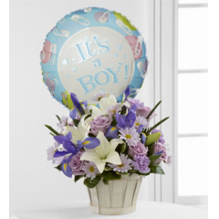 The FTD® Boys Are Best!™ Bouquet - Best