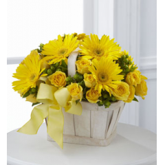 The FTD® Uplifting Moments™ Basket - As Shown