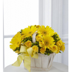 The FTD® Uplifting Moments™ Basket - Good
