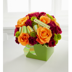 The FTD® Birthday Bouquet - As Shown