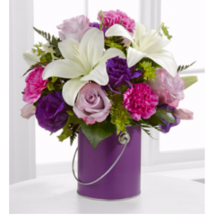 The FTD® Color Your Day With Beauty™ Bouquet - As Shown