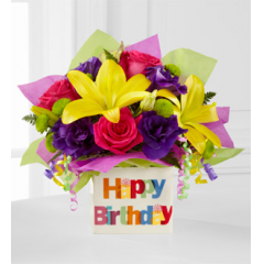 The FTD® Happy Birthday Bouquet - Good