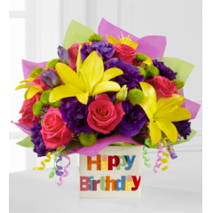 The FTD® Happy Birthday Bouquet - Best