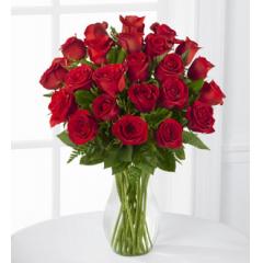 Blooming Masterpiece Rose Bouquet - Premium
