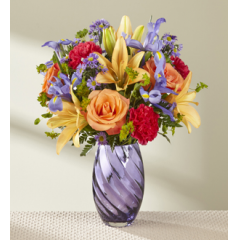 The FTD® Make Today Shine™ Bouquet  - Premium